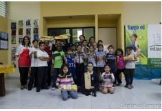 Grupo de alumnos colegio DonBossco en Venezuela Caracas por Taller Alas actualmente en EEUU